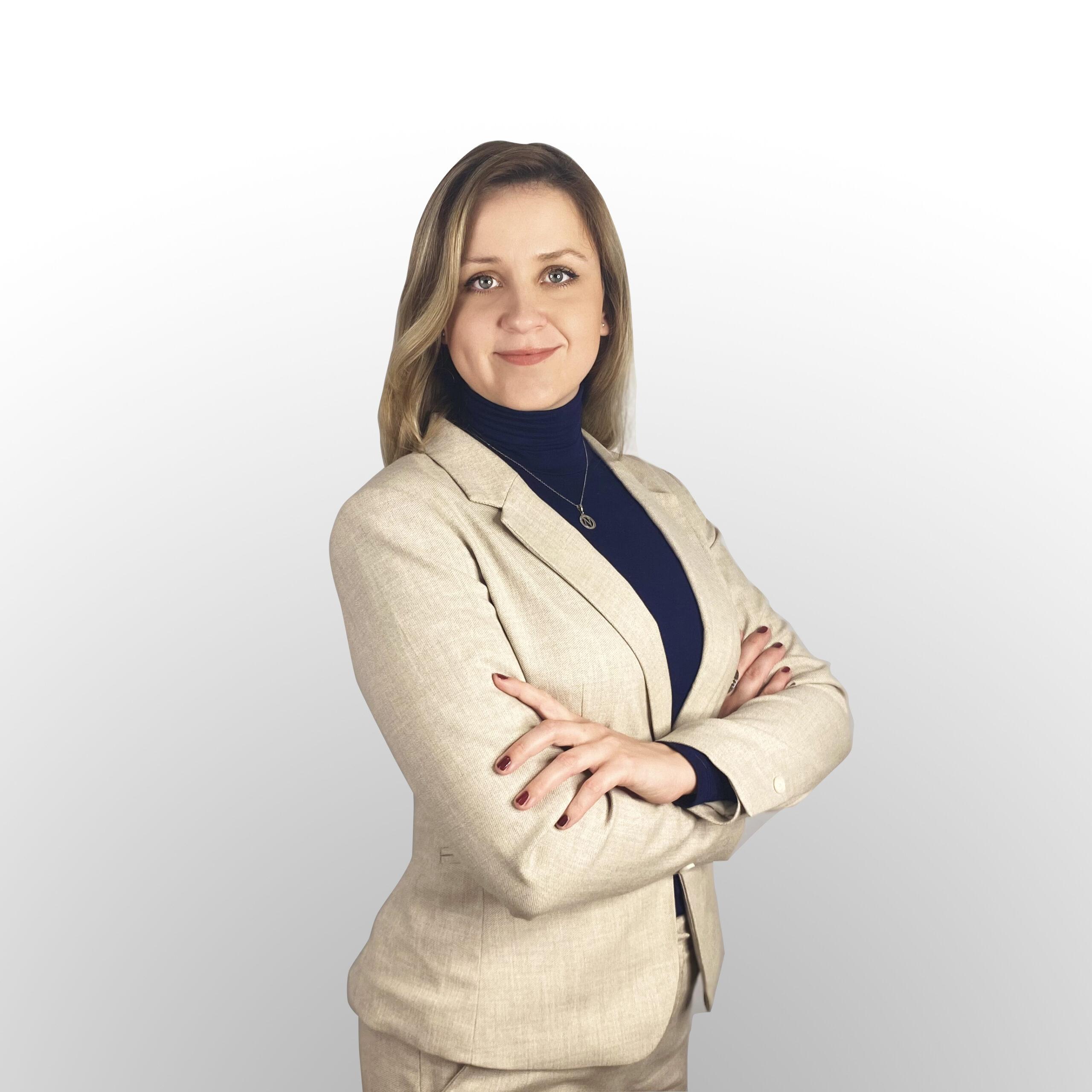 Nadia Goliadynets